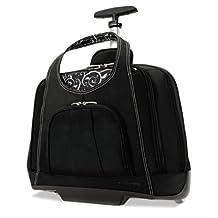 KMW62533 - Kensington Contour Carrying Case (Roller) for 15.4 Notebook - Onyx