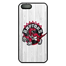 iPhone 5s Case, iPhone 5 Case - Toroto Raptors Case for iPhone 5s / iPhone 5 PC Black Snap on Hard Case