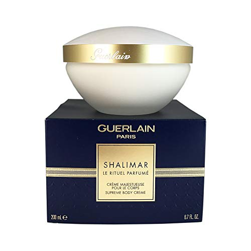 Guerlain Shalimar Supreme Body Creme for Women, 6.7 Ounce