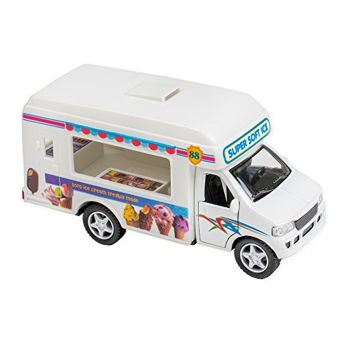 vintage toy ice cream truck - 1