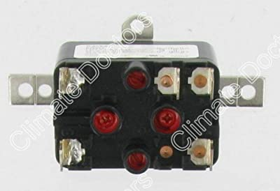 PACKARD PR372 Fan Relay 120 VAC Coil Voltage SPDT