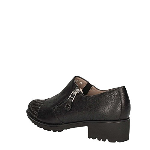 MELLUSO R0920 Lace up shoes Mujer Negro 39