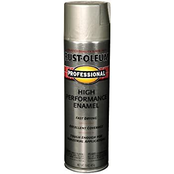 Krylon K02400007 Stainless Steel Finish Spray Paint Stain