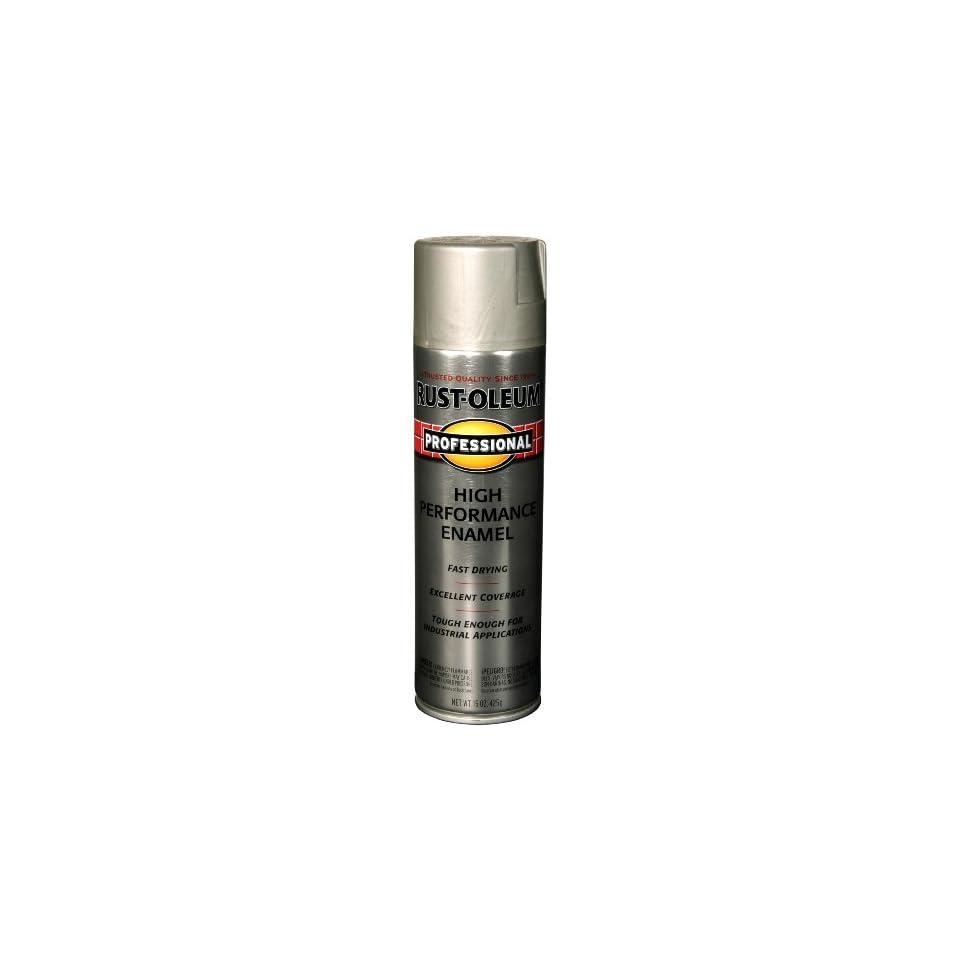 Krylon K02400000 Stainless Steel Finish Aerosol Spray Paint, 11 Ounce, Stainless Steel