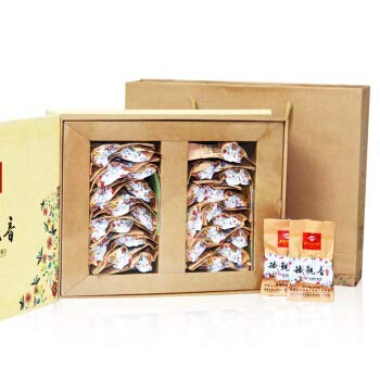 Anxi Tieguanyin Fengshan Roasted iron of goodness Supreme Tieguanyin Roasted Rich flavor 32 bags 250g Gift packaging 凤山安溪铁观音浓香型礼盒