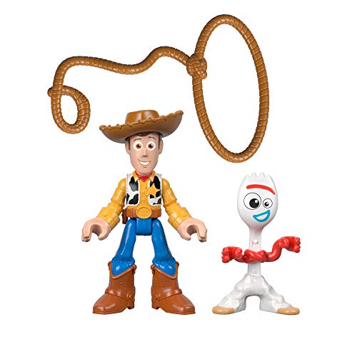 Toy Story Fisher-Price Disney Pixar 4 4, Woody & Forky from Toy Story