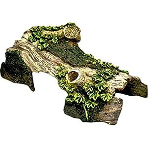 Exotic Environments Bent Log Hide-Away 18