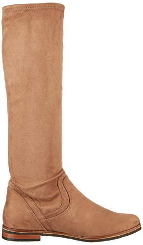 Women''s Cognac 25507 Stretch Brown 304 Boots CAPRICE d8qHd