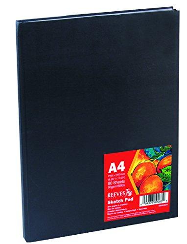 REEVES 8490574 Skizzenbuch Gebunden A4
