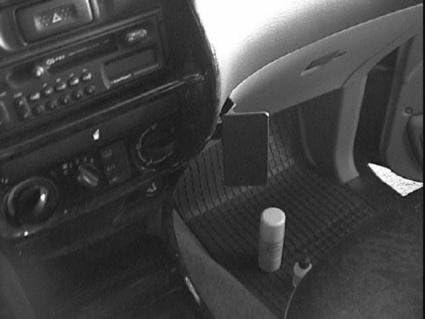 Brodit ProClip Support de fixation pour Terrano II 00-06 Noir