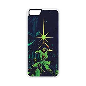 star wars poster iPhone 6s 4.7 Inch Cell Phone Case White gift z004hm-2317403