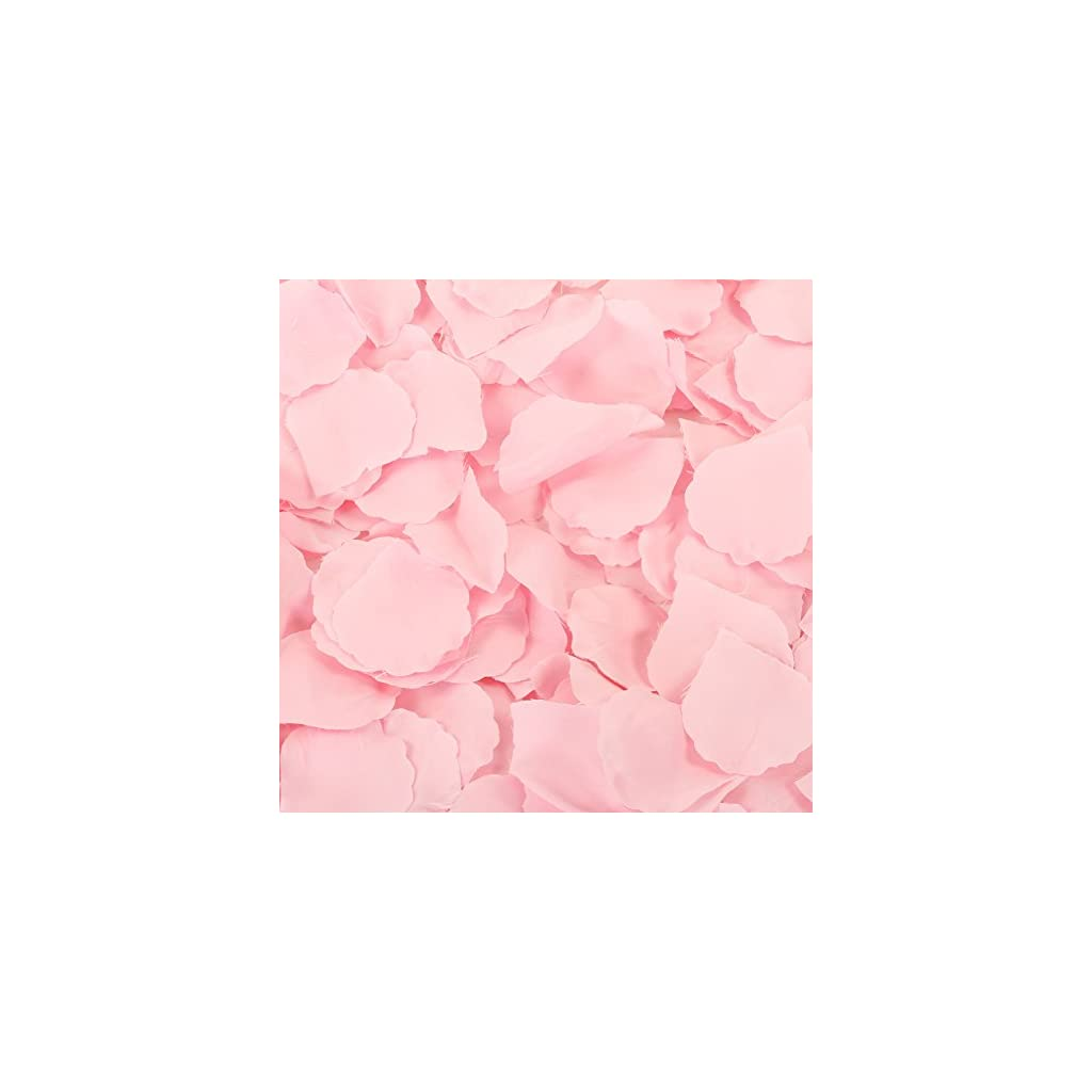Koyal-Wholesale-Silk-Rose-Petals-Confetti-Blush-Pink-Bulk-1200-Pack-Wedding-Flowers-Table-Scatter-Rose-Petal-Aisle-Runner