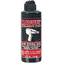 Marvel Mystery Oil 080 Air Tool Oils, 4 oz., Bottle (Pack of 12)