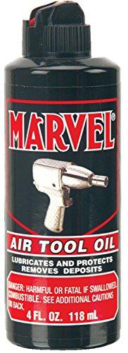Marvel Mystery Oil 080 Air Tool Oils, 4 oz, Bottle (Pack of 12)