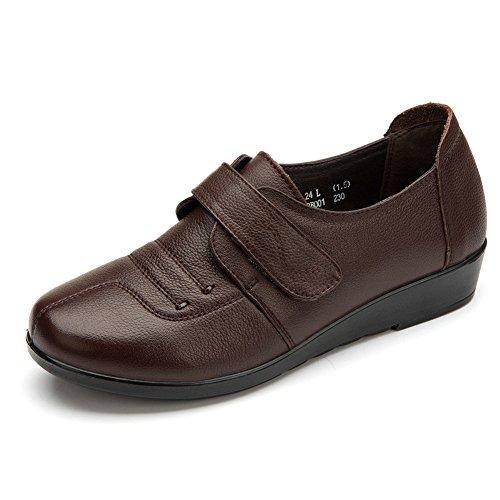 escoge los zapatos/Mágico MAMÁ zapatos oscuros/Calzado suave y cómodo C