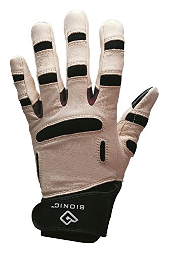 Bionic Women's Relief Grip Gardening Gloves, Medium (PAIR) – GW2M by Bionic