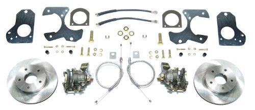 91 92 Drilled Brake Rotors - 4