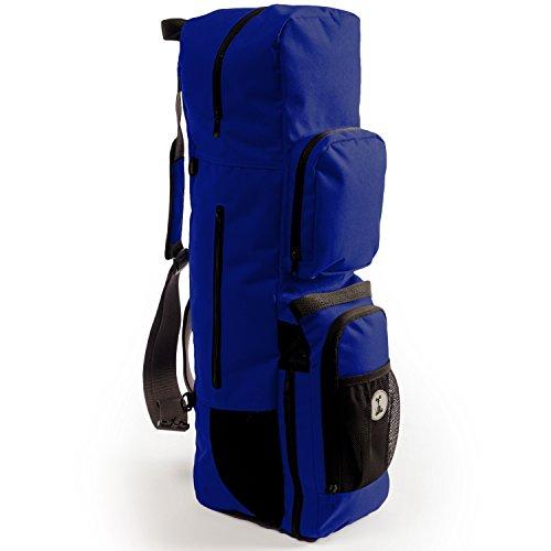MatPak Yoga Bag, Pockets for Yoga Block and Gear