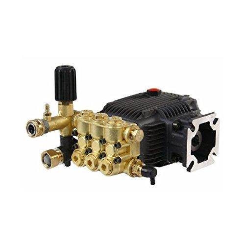 Triplex High Pressure Washer Pump 3000 psi 6.5 HP 3/4'' Shaft fits Cat General AR by Erie Tools