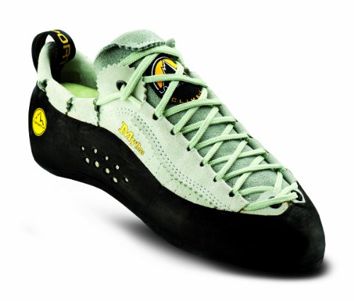 La Sportiva Mythos Climbing Shoe - Women's Pistachio, 39.5 by La Sportiva