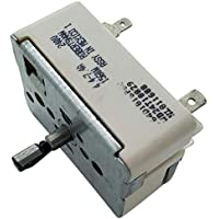 6 Inch WB24T10029 Electric Range Infinite Switch Replacement for GE PS236754 AP2024076
