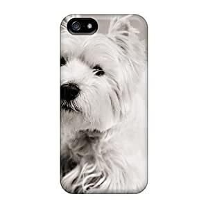 New Premium Charming YaYa Cannis Familiaris Skin Case Cover Excellent Fitted For Iphone 5/5s