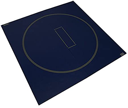 Dollamur 10'x10' Flexi-Roll Wrestling Mat