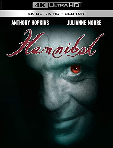 Hannibal (2001) [4KUHD] [Blu-ray]