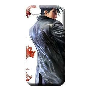 iphone 4 4s phone case cover Hard case Pretty phone Cases Covers tekken jin