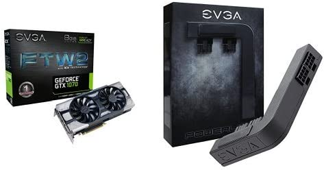Amazon.com: EVGA GeForce GTX 1070 FTW2 GAMING iCX technology Graphics Card w/ PowerLink Bundle: Computers & Accessories