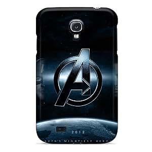 Tpu Richavans Shockproof Scratcheproof The Avengers 2012 Hard Case Cover For Galaxy S4