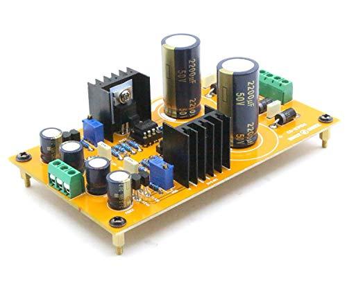 組み立て済みPOWER-02プリアンプPSU用調整可能プリリニア電源ボード