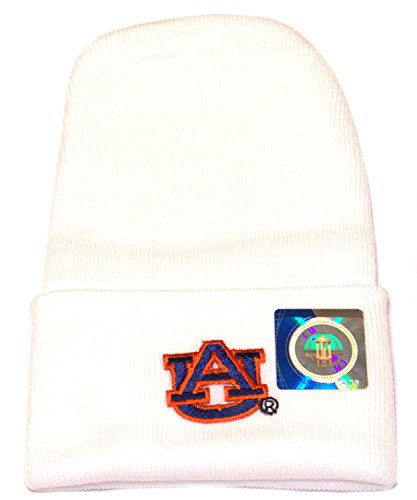ncaa-licensed-infant-newborn-knit-cuffed-beanie-hat-caps-0-6-months-auburn-tigers