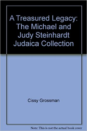 A Treasured Legacy The Michael And Judy Steinhardt Judaica