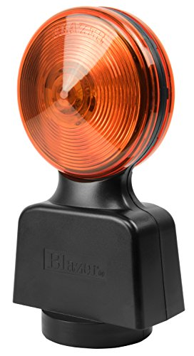 Blazer C42A LED Amber LED Caution Light with Magnetic Base - Pack of 1