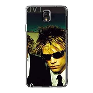 Samsung Galaxy Note3 NAT8127NXWE Support Personal Customs Colorful Bon Jovi Series Scratch Resistant Hard Phone Covers -WandaDicks