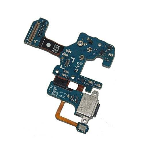 note 8 charging port Samsung Galaxy (N950U) Charging Port Dock Connector Flex Replacement part for samsung galaxy note 8 by goprocell