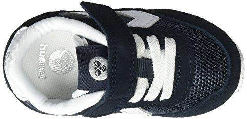 Hummel Reflex Infant, Zapatillas Unisex Niños Azul (Total Eclipse)