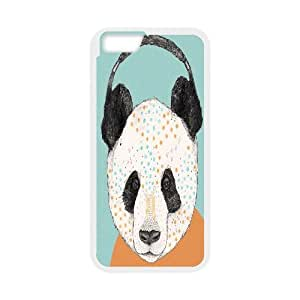 "custom iphone6 plus 5.5"" Case, panda hard back case for iphone6 plus 5.5"" at Jipic (style 9)"
