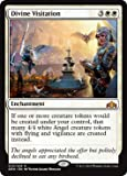 A single individual card from the Magic: the Gathering (MTG) trading and collectible card game (TCG/CCG). This is of Mythic Rare rarity. From the Guilds of Ravnica set.