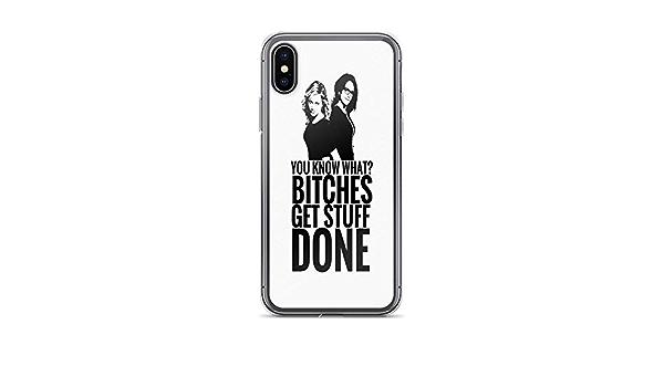 Amazon.com: iPhone X Case iPhone Xs Case Clear Anti-Scratch Shock ...