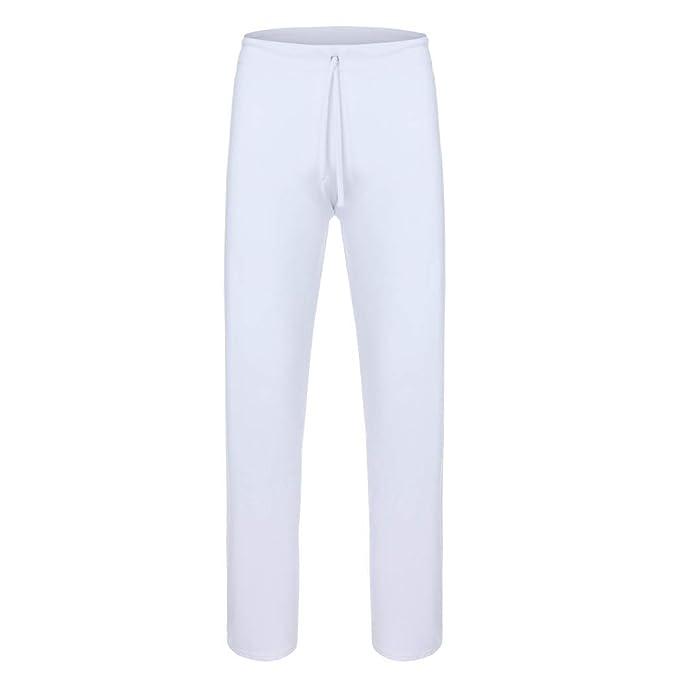 Buyaole Pantalones De Chandal Hombre, Pantalones TéRmicos para ...