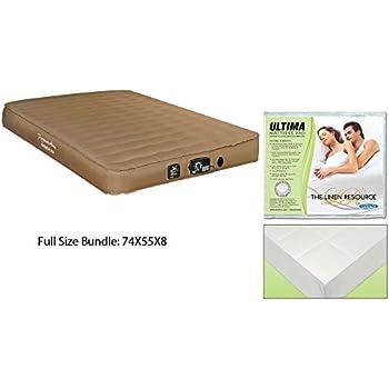 Automatic Sleeper Sofa Full Size Air Mattress For RV Sofa Bed Guest And Sofa  Mattress Bundle