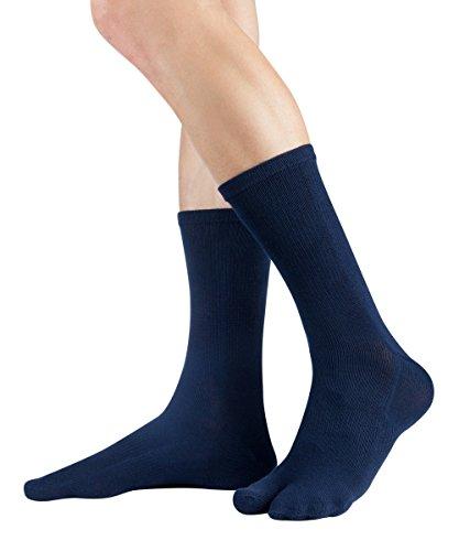 Knitido Traditionals Tabi | Calcetines japoneses de media pierna en algodón: Amazon.es: Ropa y accesorios