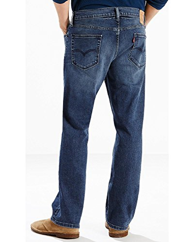 Levi's Men's 559 Relaxed Straight Fit Jean - 32W x 30L - Indigo (Jeans Fit 559 Relaxed Straight)