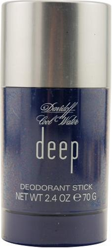 Cool Water Deep By Davidoff For Men. Deodorant Stick 2.4-Ounces By Davidoff Deodorant Stick