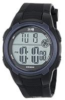 "Timex Men's T5K0869J 1440 ""Sports"" Black Resin Digital Watch by Timex"