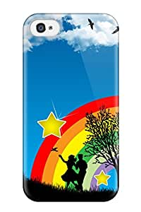 morgan oathout's Shop Awesome Waiting 4 U Flip Case With Fashion Design For Iphone 4/4s 9679725K54743380