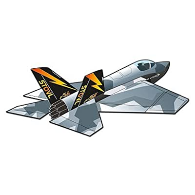 "F-35 Lightnong 2 Kite - 48"" Wingspan: Toys & Games"