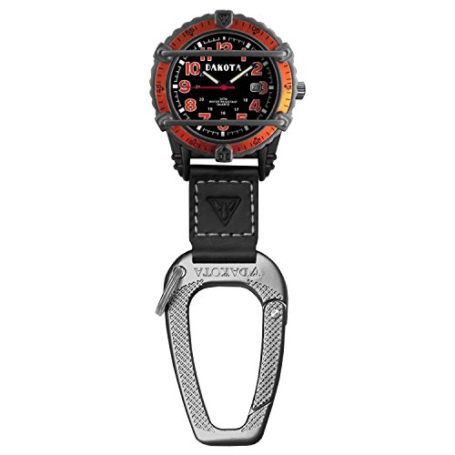 Dakota Orange Phase Carabiner Watch product image